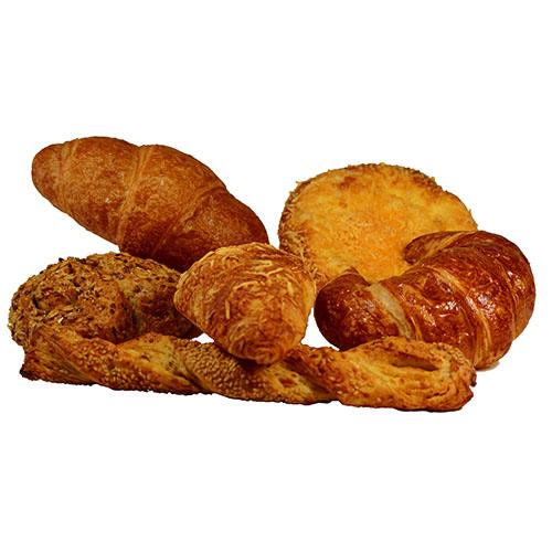 Croissants & Hartige broodjes